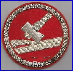 WW 2 US Army 84th Infantry Division Bullion Patch with Orig Price Tag Inv# SV419