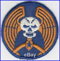 WW 2 US Army Air Force 5th Bomb Group Patch Inv# F294