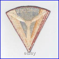 WW 2 US Army Air Force Combat Crew Twill Patch Inv# D076