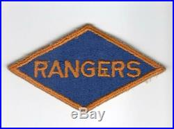 WW 2 US Army Ranger Patch Inv# M148