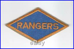 WW 2 US Army Ranger Patch Inv# M149