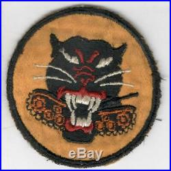 WW 2 US Army Tank Destroyer Twill Patch Inv# B818
