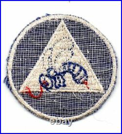 World War II US Army Air Force WASP Women's Army Service Pilots Patch