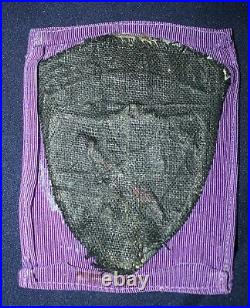 Wwii Ww2 U. S. Army Bullion Patch-mars Task Force Burma From High End Collection