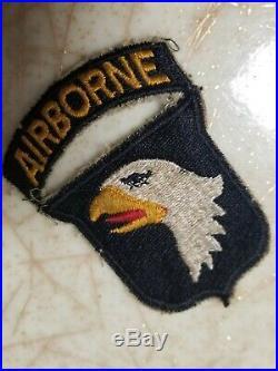 Wwii Ww2 Us Army 101st Airborne Patch